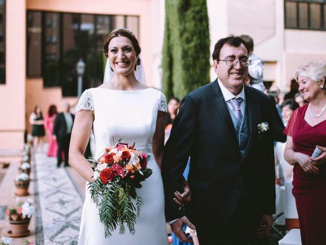 La boda de Alex y Mari en Granada, Granada 14