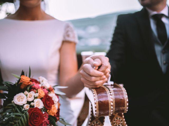 La boda de Alex y Mari en Granada, Granada 18