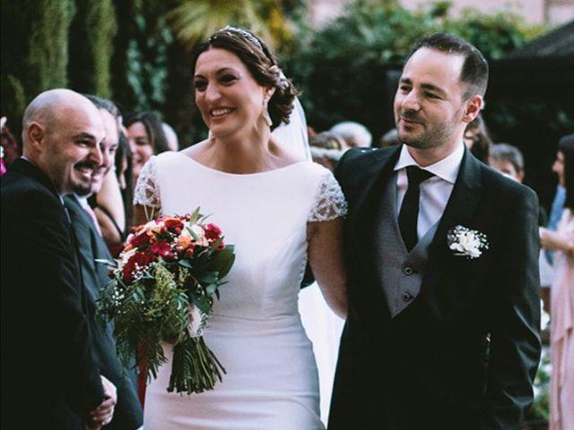 La boda de Alex y Mari en Granada, Granada 20