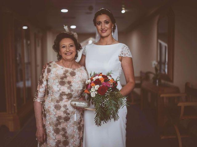 La boda de Alex y Mari en Granada, Granada 22