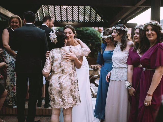 La boda de Alex y Mari en Granada, Granada 23