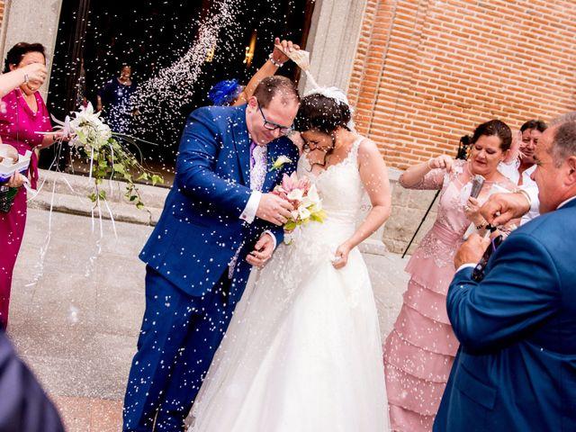 La boda de Jose Angel y Irene en Leganés, Madrid 5