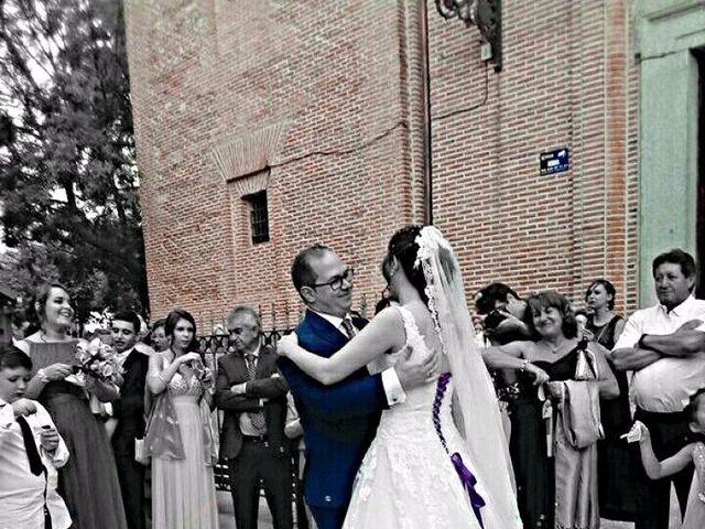La boda de Jose Angel y Irene en Leganés, Madrid 1