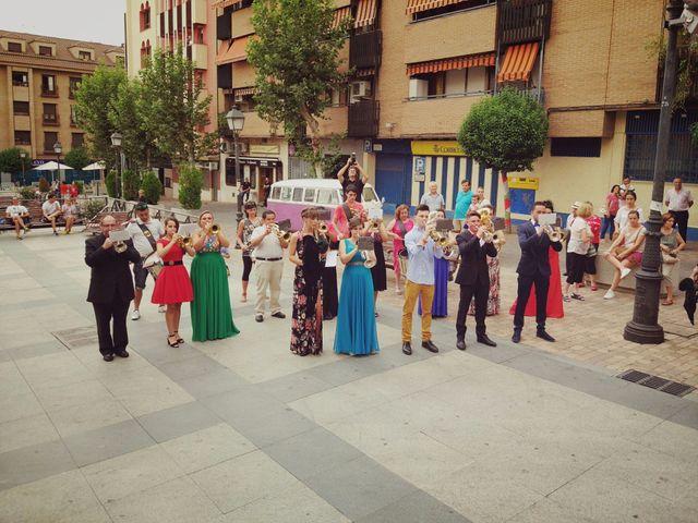 La boda de Jose Angel y Irene en Leganés, Madrid 6