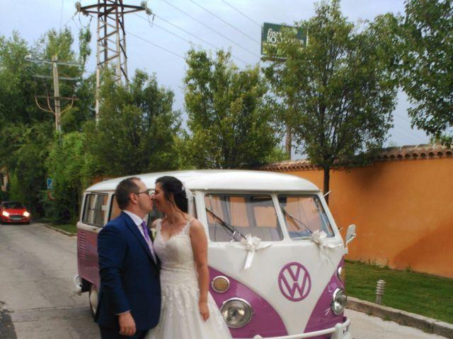 La boda de Jose Angel y Irene en Leganés, Madrid 8
