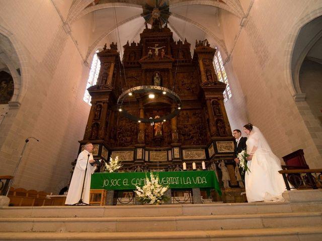 La boda de Jaume y Maria en Cabra Del Camp, Tarragona 4