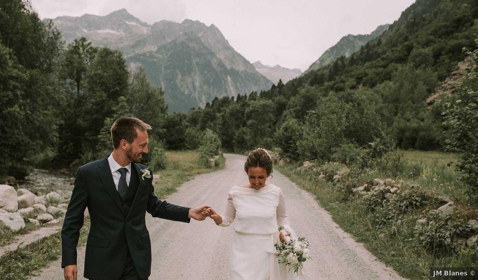 La boda de Ferran y Nuria en Arties, Lleida