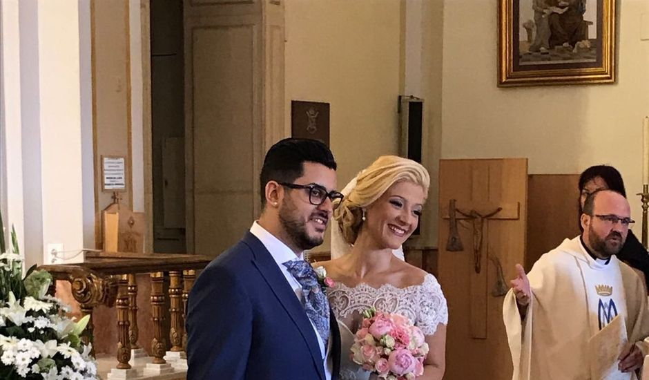 La boda de Adrián y Vanessa en Alzira, Valencia
