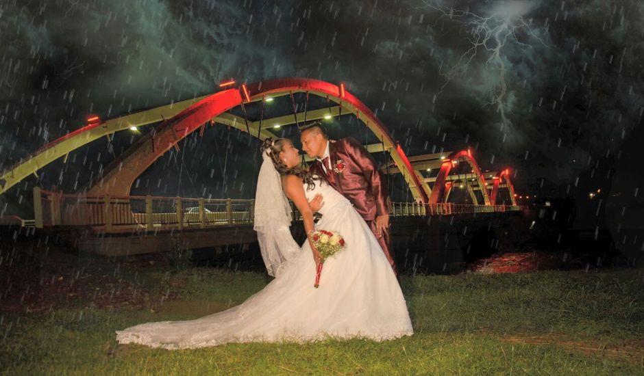 La boda de Wilson  y Elvira  en Bolivar, Vizcaya