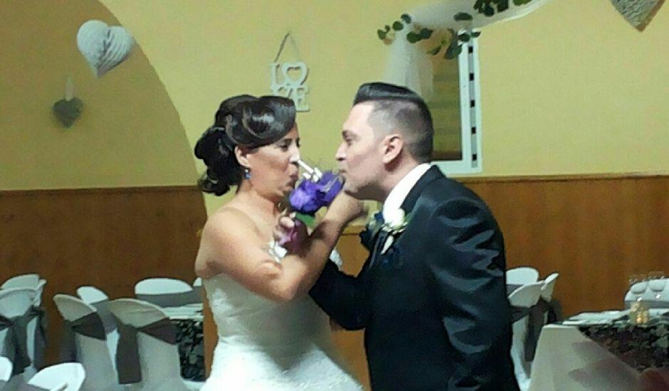 La boda de Moises y Irene en Arucas, Las Palmas