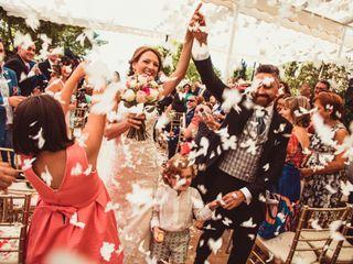 La boda de Chus y Silvia