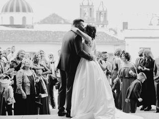 La boda de Ariana y Zeben