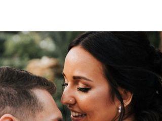 La boda de Olivia  y Javier 1