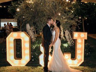 La boda de Olivia  y Javier
