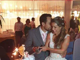 La boda de Paola y Javier 1