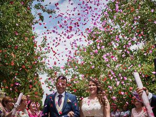La boda de Fabiola y Juan
