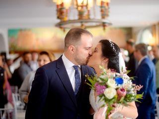 La boda de Raquel y Marco