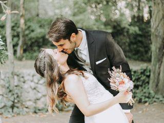 La boda de Ivette y Aitor