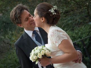 La boda de Teba y Manu