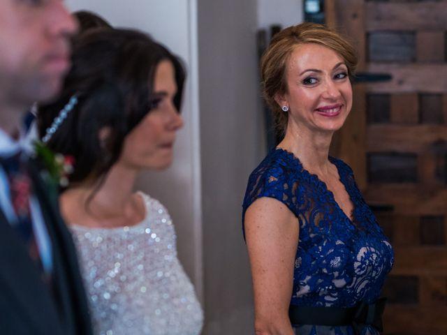 La boda de Julio y Paula en Arganda Del Rey, Madrid 33