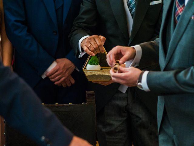 La boda de Julio y Paula en Arganda Del Rey, Madrid 34