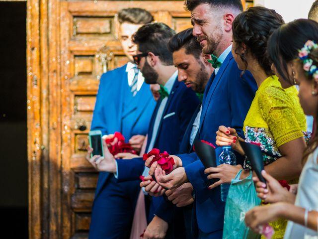 La boda de Julio y Paula en Arganda Del Rey, Madrid 38