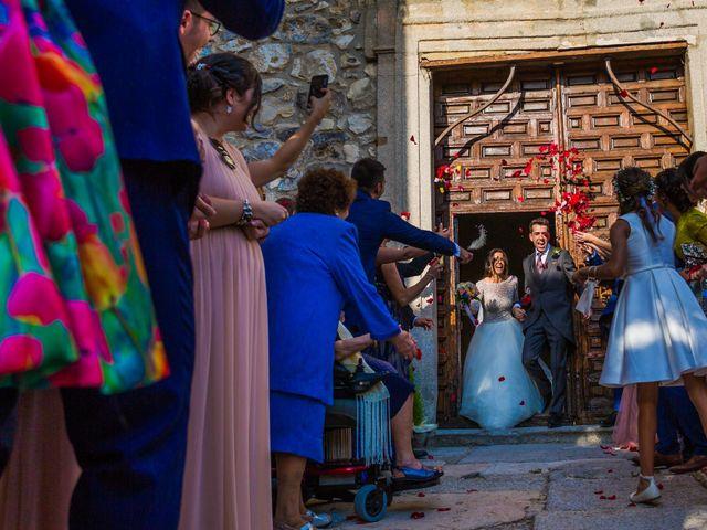 La boda de Julio y Paula en Arganda Del Rey, Madrid 39