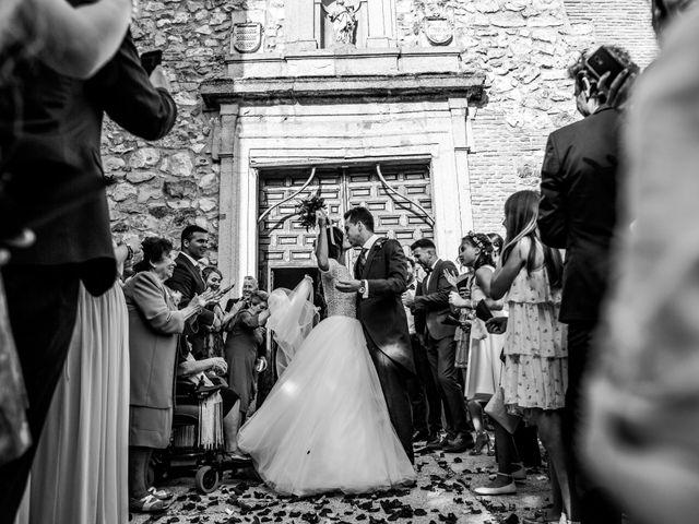 La boda de Julio y Paula en Arganda Del Rey, Madrid 40