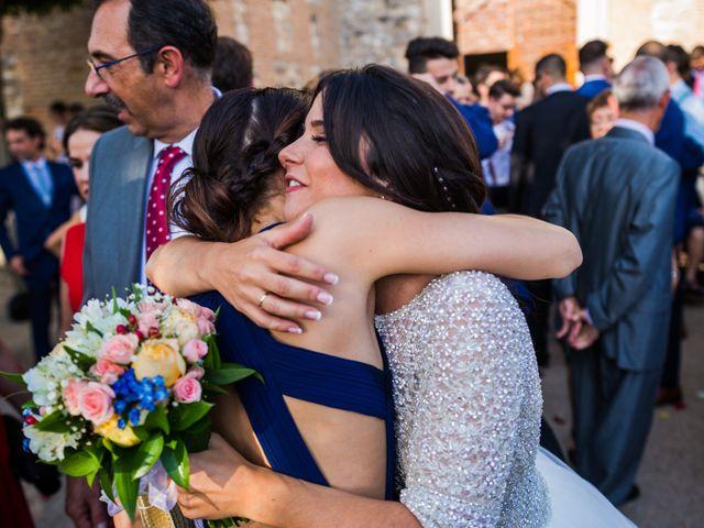 La boda de Julio y Paula en Arganda Del Rey, Madrid 44