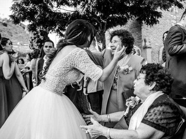 La boda de Julio y Paula en Arganda Del Rey, Madrid 45