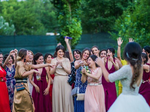 La boda de Julio y Paula en Arganda Del Rey, Madrid 55