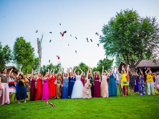La boda de Julio y Paula en Arganda Del Rey, Madrid 56