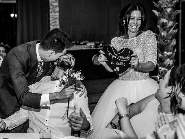 La boda de Julio y Paula en Arganda Del Rey, Madrid 62