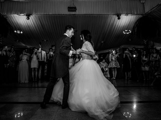 La boda de Julio y Paula en Arganda Del Rey, Madrid 64
