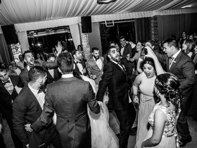 La boda de Julio y Paula en Arganda Del Rey, Madrid 71