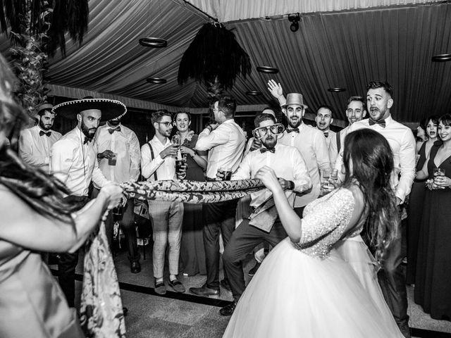 La boda de Julio y Paula en Arganda Del Rey, Madrid 80