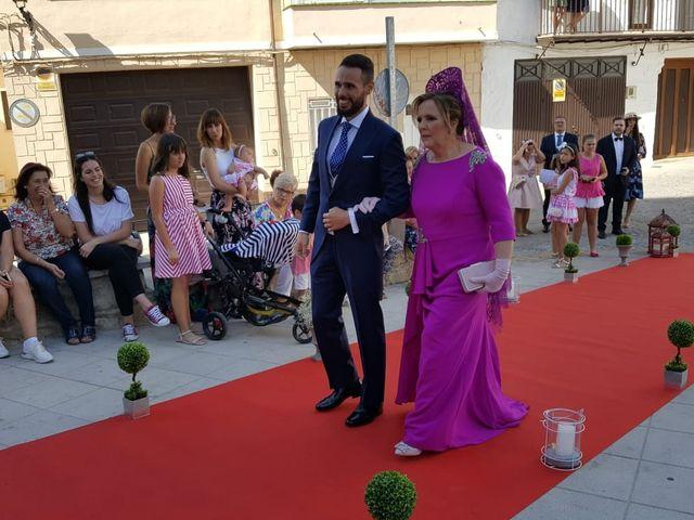 La boda de Pedro José y Silvia en Torreperogil, Jaén 1