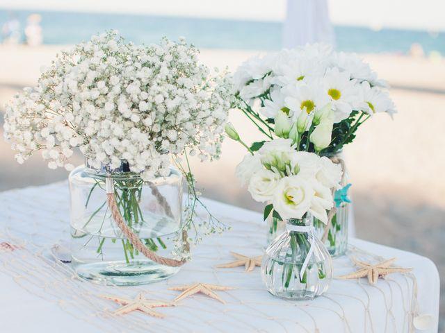 La boda de Carles y Montse en Miami-platja, Tarragona 13