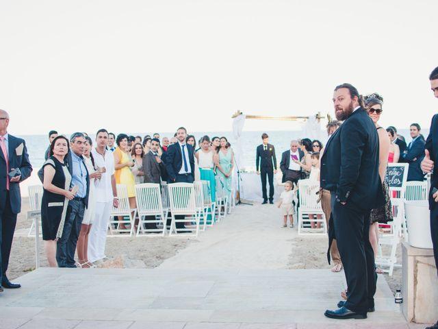 La boda de Carles y Montse en Miami-platja, Tarragona 14