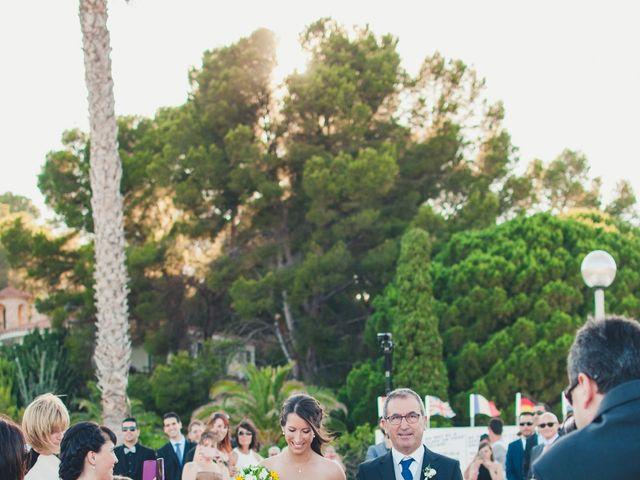 La boda de Carles y Montse en Miami-platja, Tarragona 16