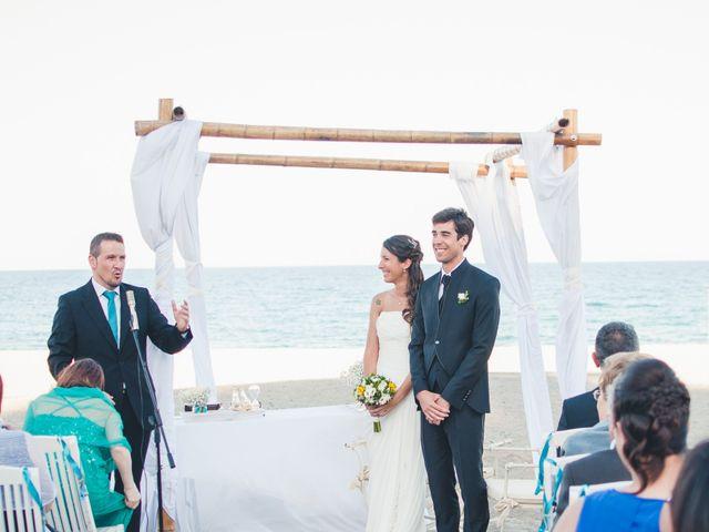 La boda de Carles y Montse en Miami-platja, Tarragona 17