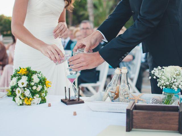 La boda de Carles y Montse en Miami-platja, Tarragona 19