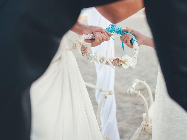 La boda de Carles y Montse en Miami-platja, Tarragona 20