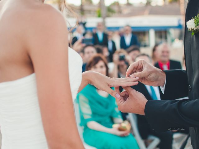 La boda de Carles y Montse en Miami-platja, Tarragona 21