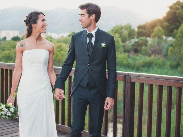 La boda de Carles y Montse en Miami-platja, Tarragona 27