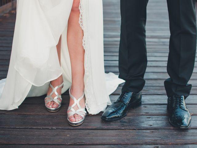 La boda de Carles y Montse en Miami-platja, Tarragona 32