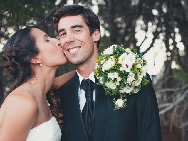 La boda de Carles y Montse en Miami-platja, Tarragona 33
