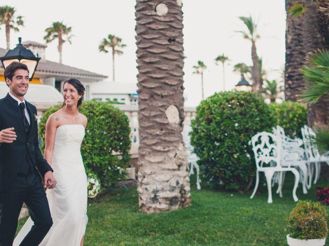 La boda de Carles y Montse en Miami-platja, Tarragona 37