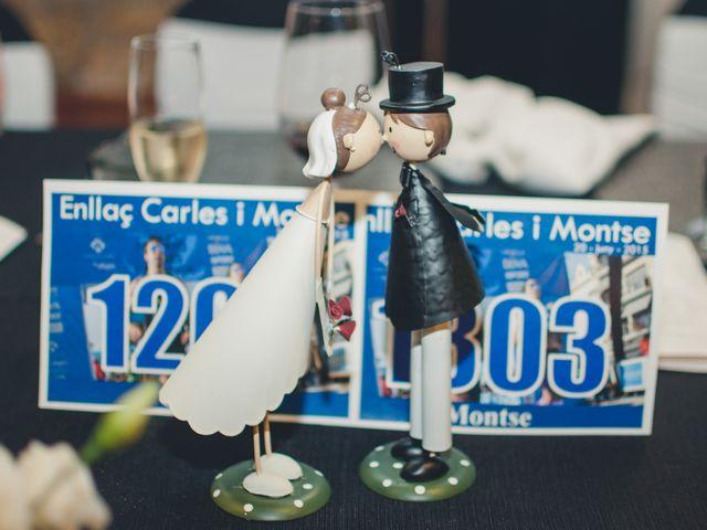 La boda de Carles y Montse en Miami-platja, Tarragona 48