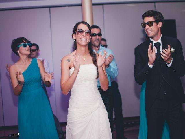 La boda de Carles y Montse en Miami-platja, Tarragona 50